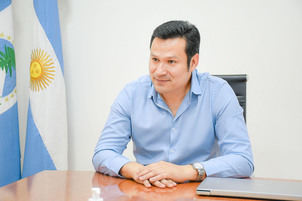 PASO: Llancafilo candidato a diputado nacional