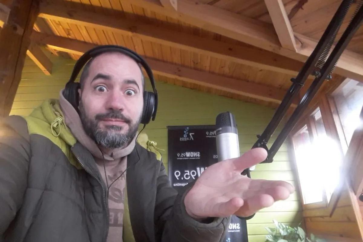 Snow Radio: Escuchá Es lo que Hay con Diego Alzamora