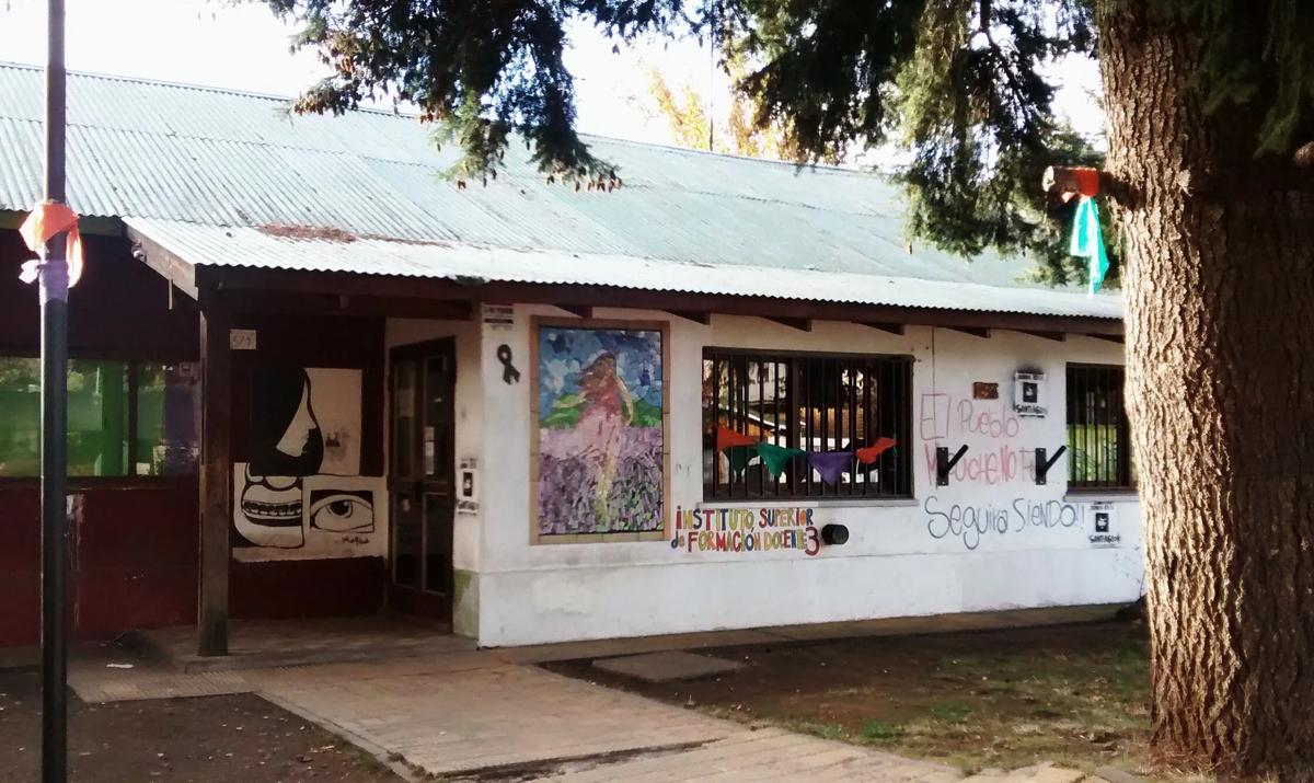 San Martín de Los Andes: el presupusto del ISFD N°3
