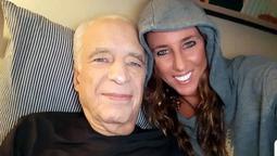 Alberto Cormillot fue papá por tercera vez a sus 83 años