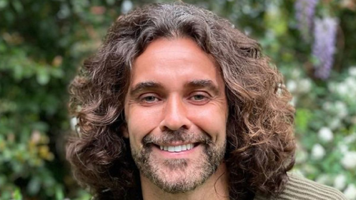Mariano Martínez: desnudo en Instagram y polémica