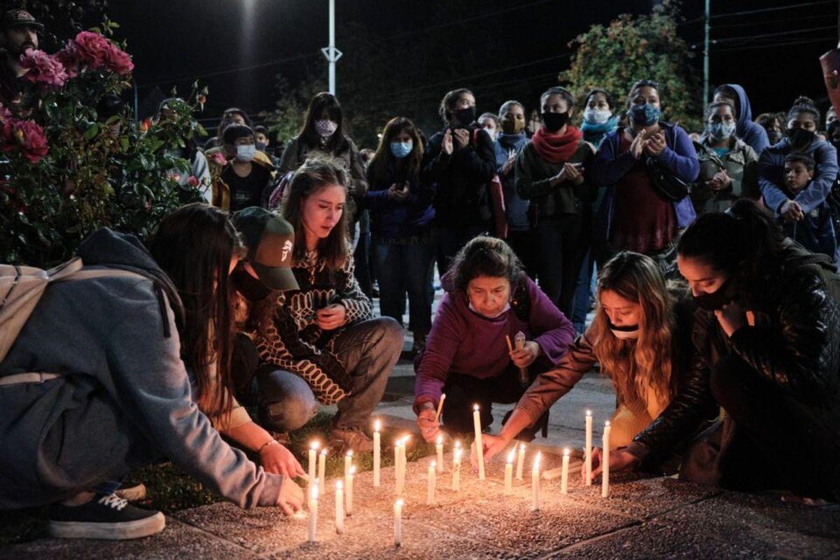 El femicida de Guadalupe tendría denuncias y una perimetral, y la mató a la vista de todo un pueblo