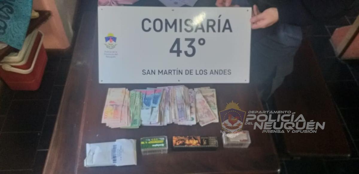 San Martín de los Andes: detuvieron a un hombre armado
