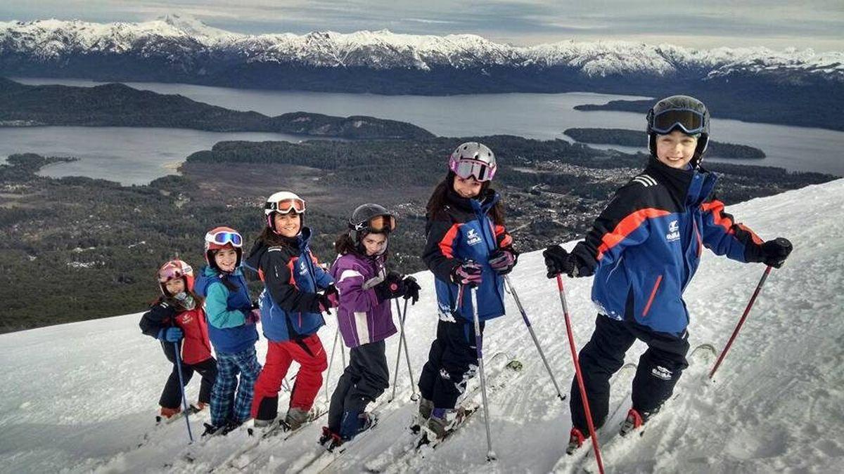 """Club Andino retoma sus actividades en el Cerro: """"reforzamos las medidas y aprovechamos el distanciamiento que implican los deportes de montaña"""""""
