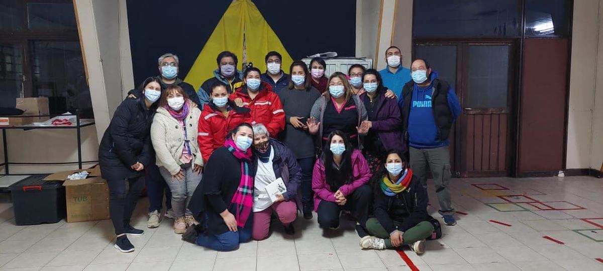 San Martín: Homenajean a directora que se jubiló