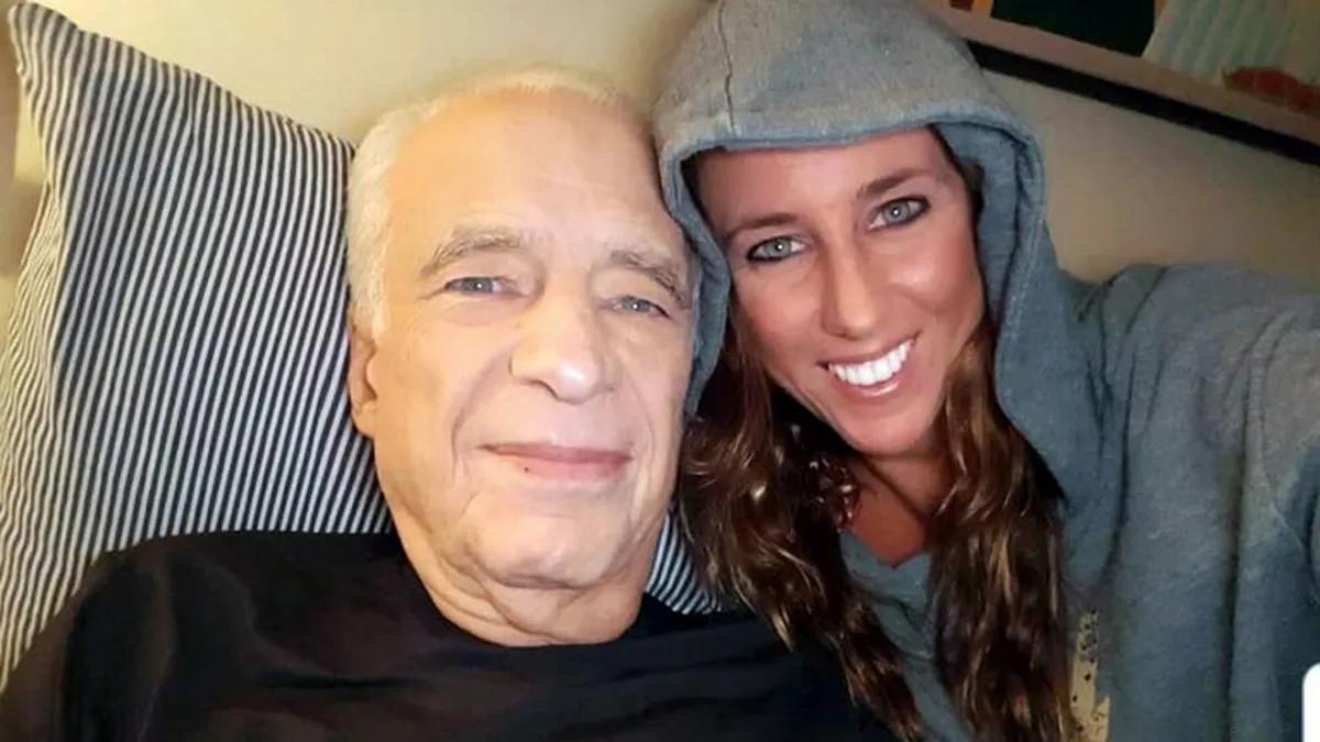 Alberto Cormillot fue padre a los 83 años