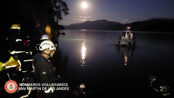 Tragedia en el San Martín: un automóvil cayó al Lago Lácar y falleció una menor de 16 años