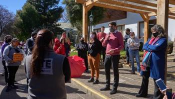 Saloniti recibió a organizaciones sociales en el marco del debate por el problema habitacional