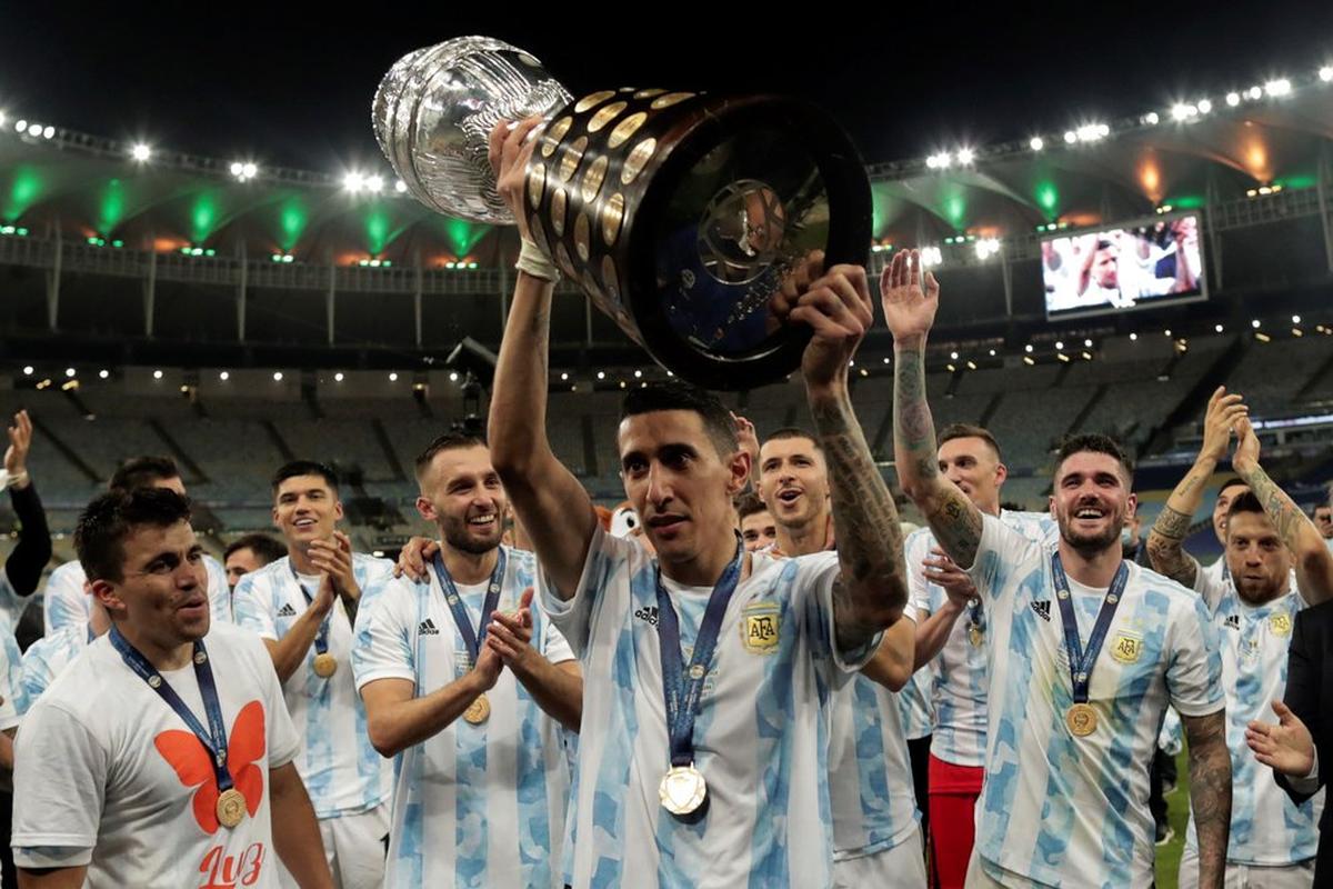 Argentina podría enfrentar a Italia en la Copa Euroamérica