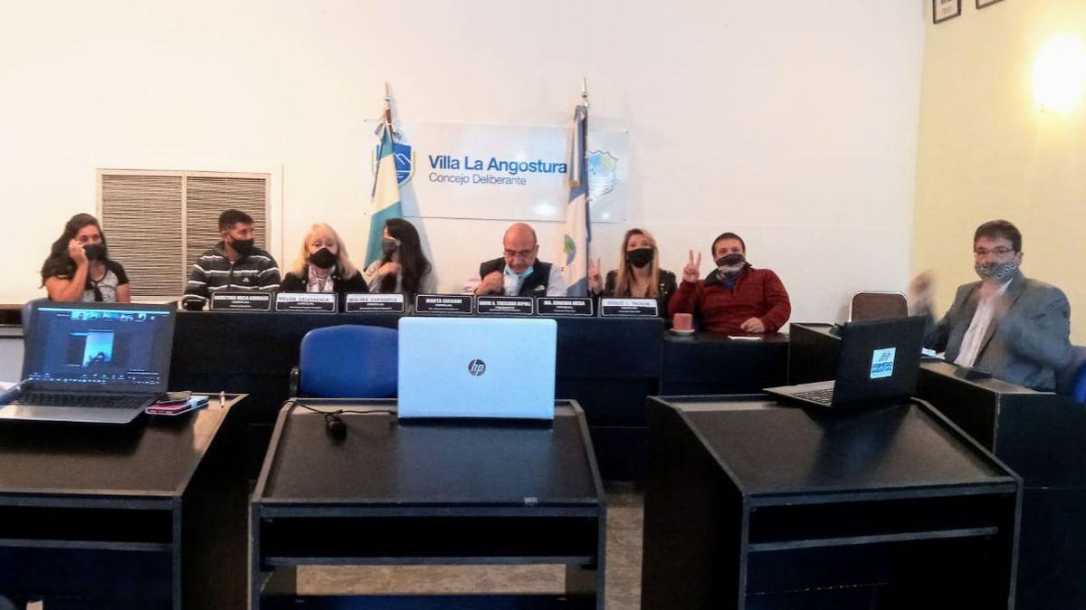 Concejales: Se presentó el pedido de sobreseimiento