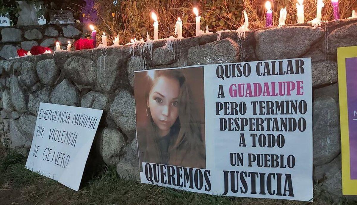 En Villa La Angostura continúan pidiendo Justicia por el femicidio de Guadalupe