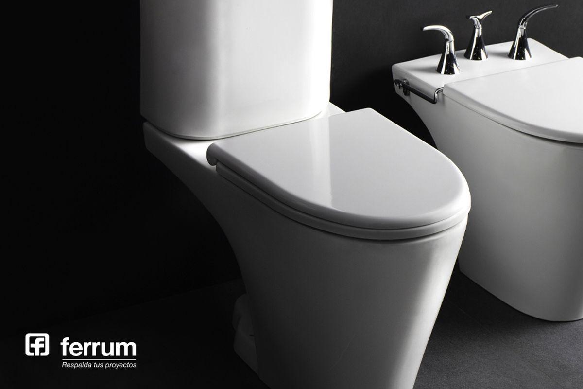Ferrum lanzó un buscador de tapas de inodoros para identificar el modelo